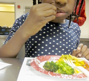 34% of all Montgomery County Public School students qualify for free or reduced lunch.