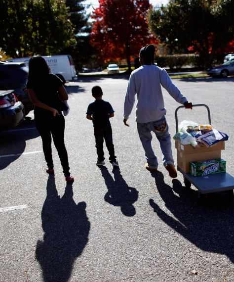 "Record 20.5 Million Americans Now Rank Among The ""Poorest Poor"""