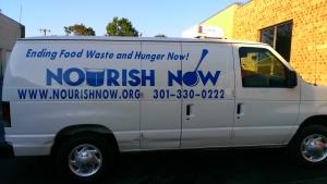 Nourish Now Van
