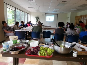 CFR Safe Food Handling Trainings for staff and volunteers