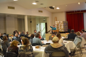 CFR launched at a MoCo Food Council event on March 4, 2015