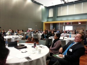 One hundred Silicon Valley stakeholders gathered in San Jose, CA to create a food recovery system.