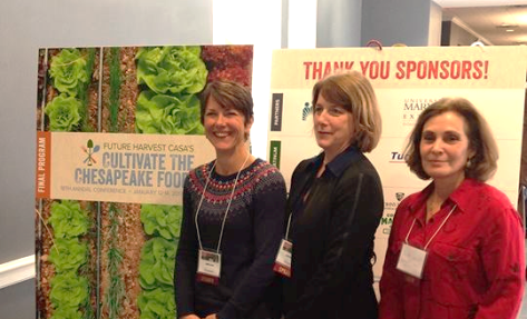 Future Harvest - Chesapeake Alliance for Sustainable Agriculture conference